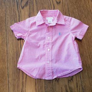 3 for $25 Ralph Lauren Baby boy button down shirt